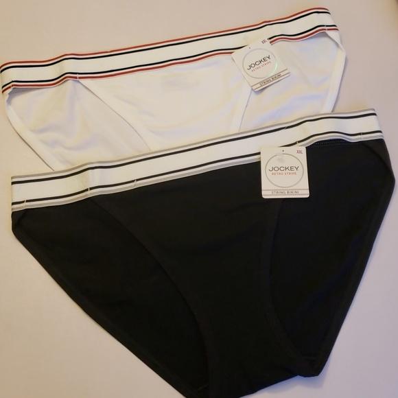 8fb156a7d7e5 Jockey Intimates & Sleepwear | New Womens String Bikini 2 Pk | Poshmark